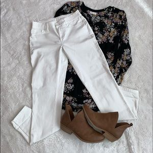 Maurices White Jeggings